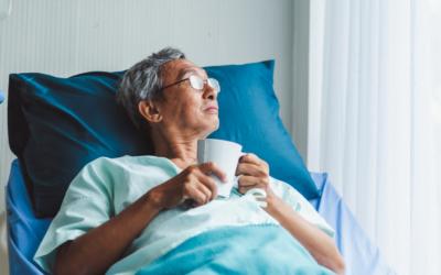 Hospitalisation : l'auxiliaire de vie, un soutien sans faille avant, pendant et après