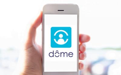 Dôme : l'application de gestion de vos services d'aide à domicile